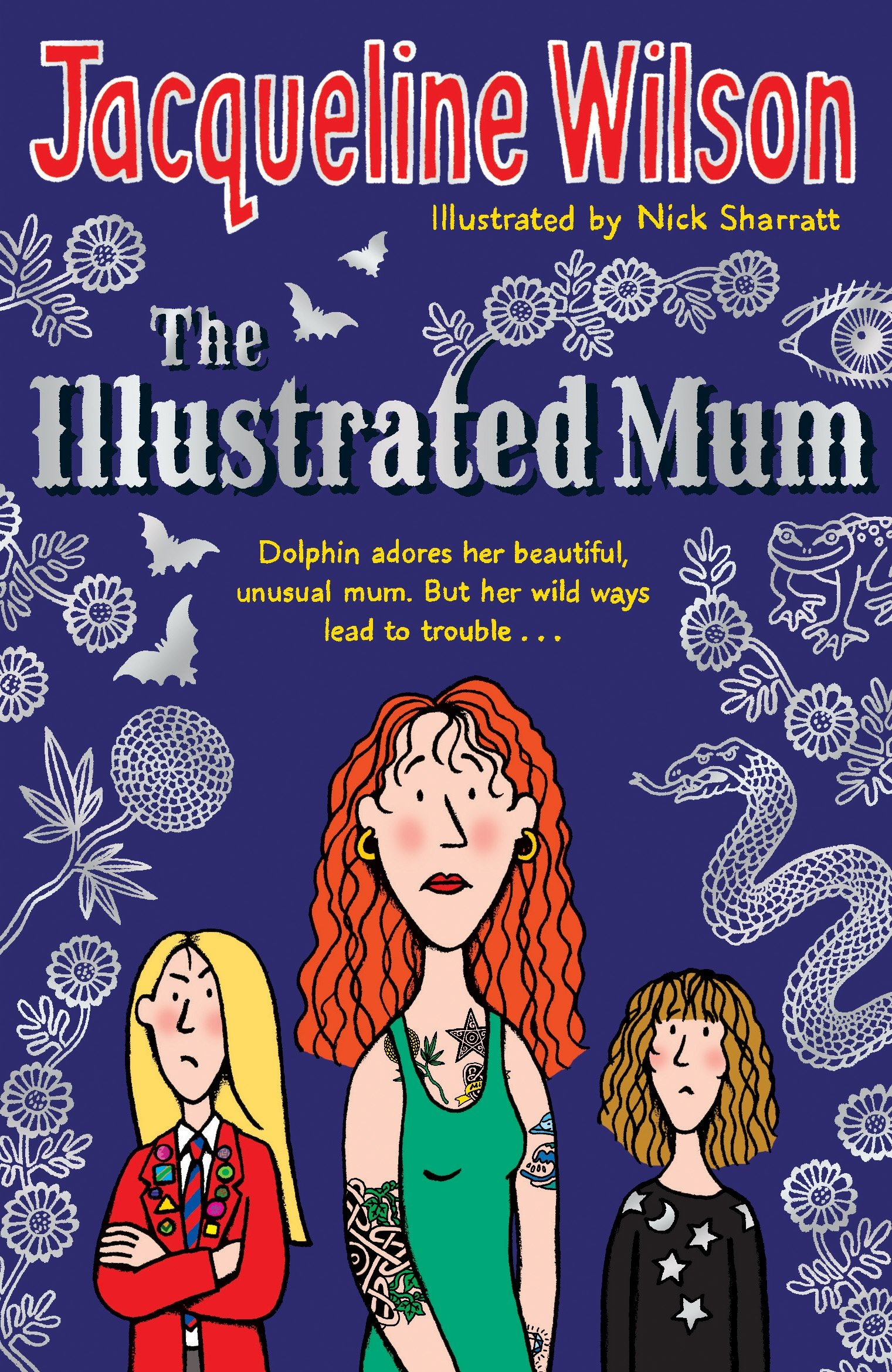 The Illustrated Mum - (PB)